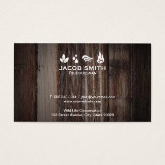 Outdoors II Business Card