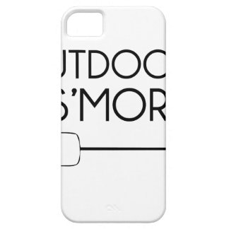 Outdoors & Smores iPhone SE/5/5s Case