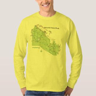 Outdoors Theme T-shirt