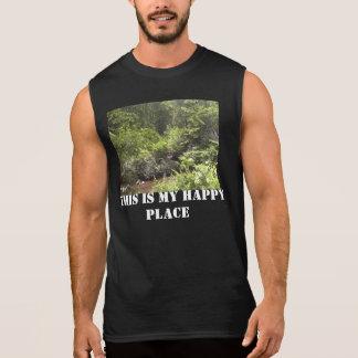 Outdoors type of day sleeveless shirt