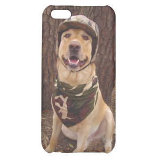 Outdoorsman (Smiling) iPhone 5C Covers