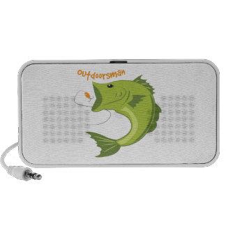 Outdoorsman Speaker System
