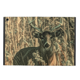 outdoorsman wilderness Camouflage whitetail deer iPad Air Cover