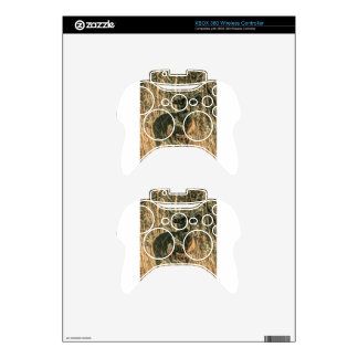 outdoorsman wilderness Camouflage whitetail deer Xbox 360 Controller Decal