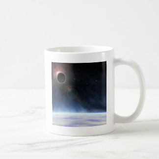 Outer Atmosphere of The Planet Earth Coffee Mug