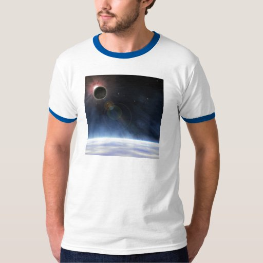 Outer Atmosphere of The Planet Earth Shirt