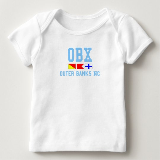 Outer Banks. Baby T-Shirt