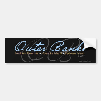 Outer Banks Bumper Sticker