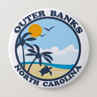 Outer Banks. Button