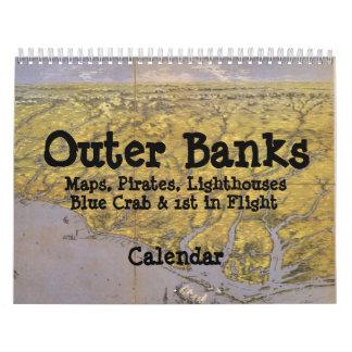 Outer Banks Calendar