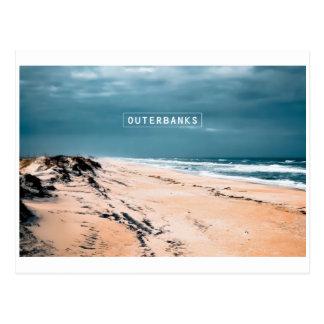Outer Banks - costa del nacional de Hatteras del Tarjetas Postales