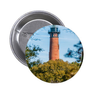 outer banks currituck island lighthouse button