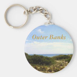 Outer Banks keychain