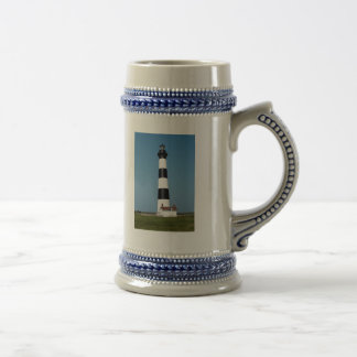 Outer Banks Lighthouses Beer Stein