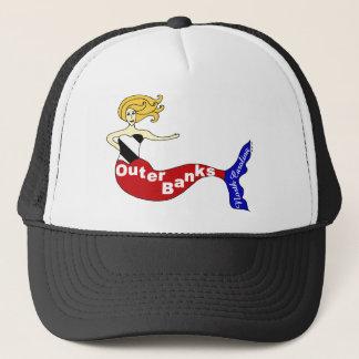 Outer Banks Mermaid Trucker Hat