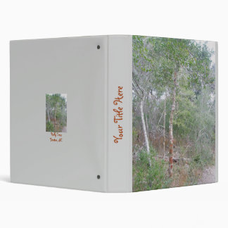Outer Banks Nature Trail Holly Trees Binder