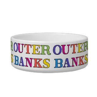Outer Banks NC Colors Bowl