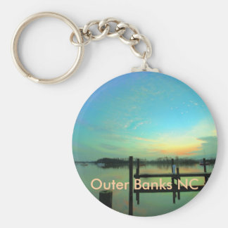 Outer Banks NC Keychain