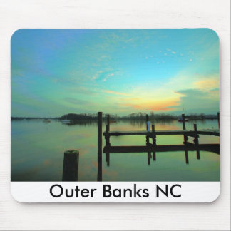 Outer Banks NC Mouse Pad