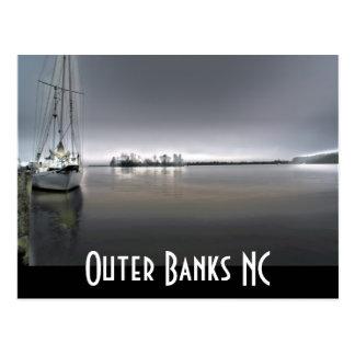 Outer Banks NC Postcard