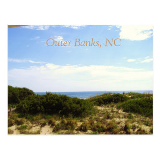Outer Banks, NC Postcard