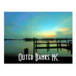 Outer Banks NC Tarjeta Postal