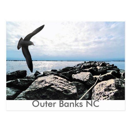 Outer Banks NC Tarjetas Postales