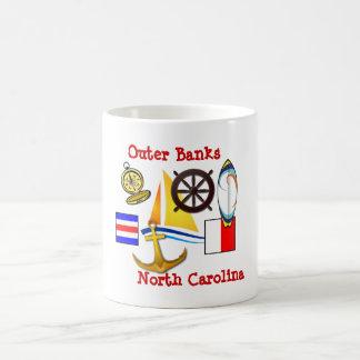 Outer Banks NC - taza de café