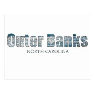Outer Banks North Carolina Postcard