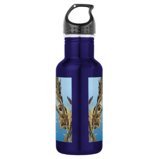 Outer Banks North Carolina Wild Oats Water Bottle