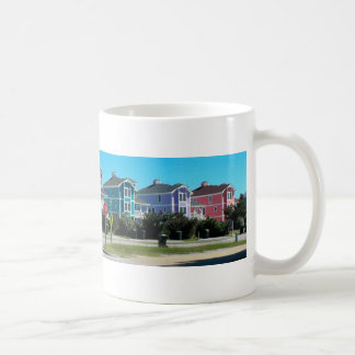 Outer Banks OBX Homes North Carolina Coffee Mug