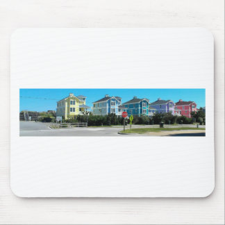 Outer Banks OBX Homes North Carolina Mouse Pad