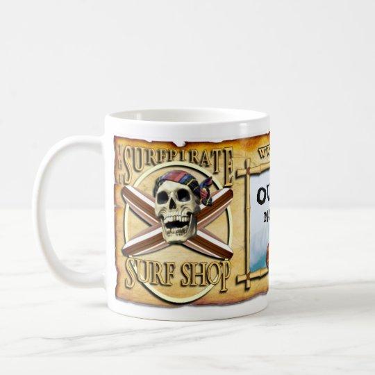 Outer Banks (OBX) Surf Shop Mug