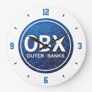 Outer Banks OBX Wall Clock