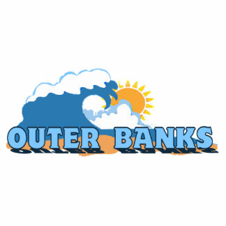 Outer Banks Photo Cut Outs