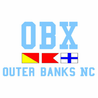 Outer Banks Photo Cut Out