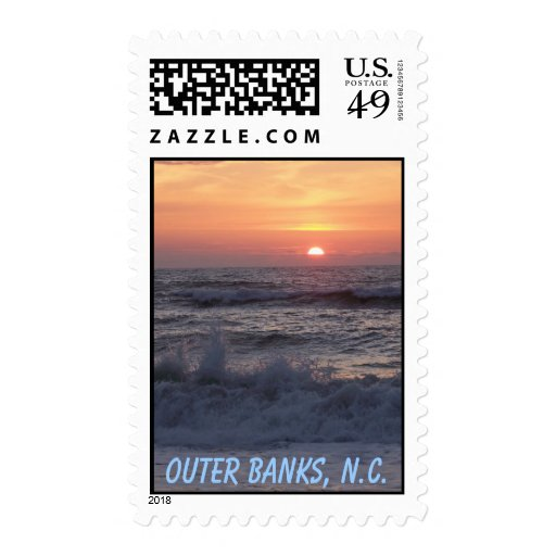 Outer Banks Postage Stamps