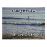 Outer Banks que practica surf OBX NC Postal