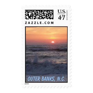 Outer Banks Sello Postal