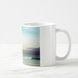 Outer Banks Sunrise Classic White Coffee Mug