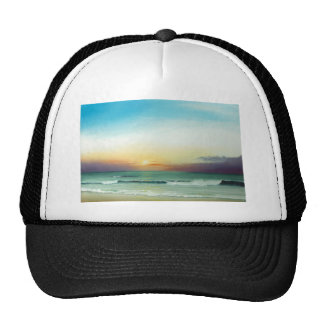 Outer Banks Sunrise Trucker Hat