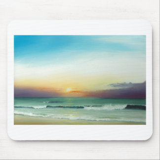 Outer Banks Sunrise Mouse Pad