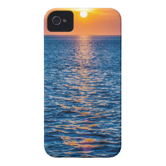 outer banks sunrset at cap hatteras iPhone 4 case