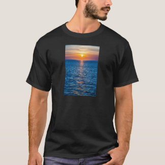 outer banks sunrset at cap hatteras T-Shirt