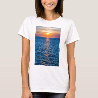outer banks sunrset at cap hatteras T-Shirt