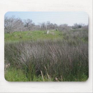 Outer Banks Tidal Salt Marsh Coordinating Items Mouse Pad