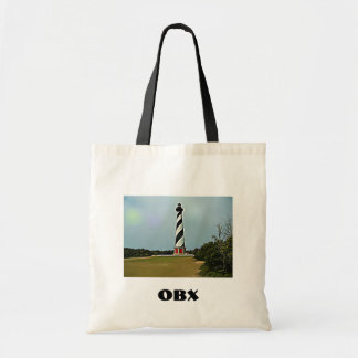 Outer Banks Tote Canvas Bag