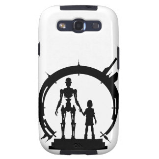 Outer Bounds Void Ring with Anna and Dobie Samsung Galaxy SIII Case
