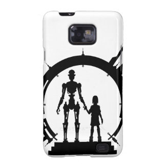 Outer Bounds Void Ring with Anna and Dobie Samsung Galaxy SII Covers