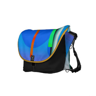 Outer Dimension Courier Bag